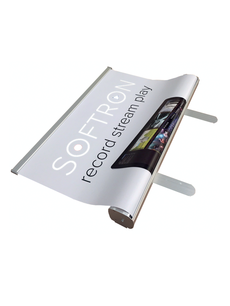 Roll up banner doek (alleen print)